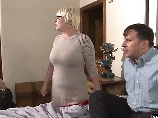 Missy Monroe Catches Her Spouse In The Bedroom With Their Babysitter