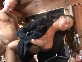 Time For Another Hot Euro Cougar To Get Fucked