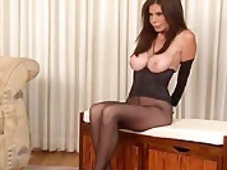Fake Penis Sucking Restrain Bondage.