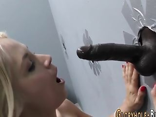 Analed Gloryhole Cougar