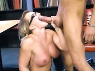 Chesty  Bookworm Cali Carter Fucking At School