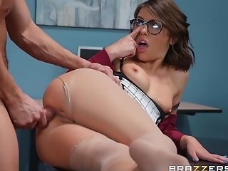 Fuckfest At The Library With Adriana Chechik Is Never-to-be-forgotten For This Dude