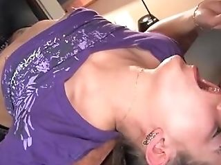 The Horny First-timer Perceives Thirsty And Whorey As Fuck