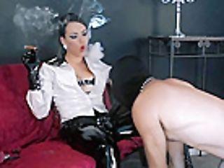 Cigar Smoking Mistress Two