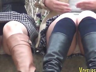 Asians In Big Boots Showcase Undies