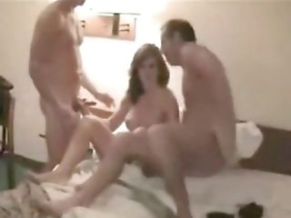 Lovely Horny Female Gave Her Playmates An Awesome Massive Deep Gullet Oral Jobs