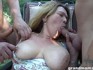 There Is No Boundaries For This Horny Mummy When She Determines To Eat Dicks
