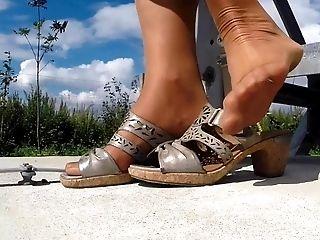 Feet And Gams On Tour Vll