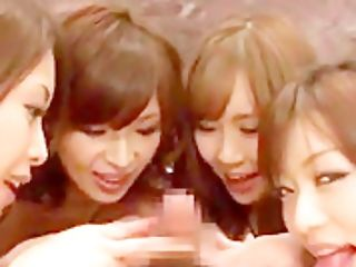 Greatest Japanese Dame Akari Hoshino, Mai Hanano, Kotone Amamiya In Horny Xxx, Big Tits Jav Movie
