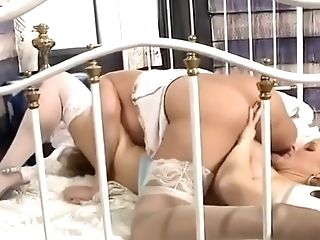 Buxom Hairy All Girl Antique