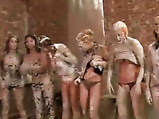 Mud Throwing Dolls
