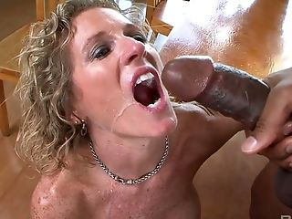 Juggy Milky Housewife Jade Jamison Gets In Pants Of One Black Delivery Dude