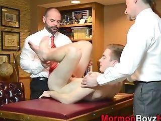 Mormon Bishop Molest Adam