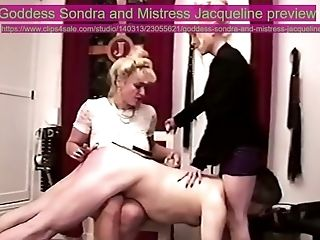Queen Sondra And Mistress Jacqueline Preview