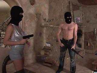 Boroka Bolls Is A Regular Patron At The Local Sauna.