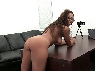 Maddey Is A Lovely Dame With Glasses In Need Of A Big Boner