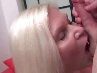 Awesome Buxom Ash-blonde Head Lacey Starr Is A Superb Boob Banging And Deep Throat Guru