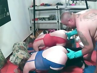 Lovedildos And Jenny Being Face Fucked!