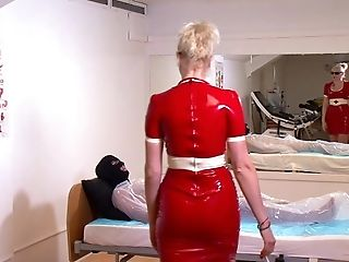 Unusual Fuck-fest Games And Costume Are Very Welcome For Horny Blonde Anna