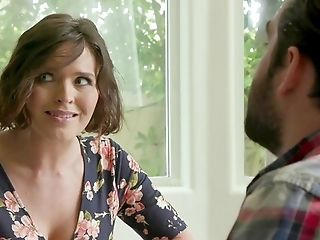 Energized Wifey Banged By Son-in-law's Best Friend And Made To Guzzle