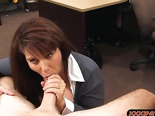 Ginormous Tits Latina Railed By Pawn Keeper At The Pawnshop