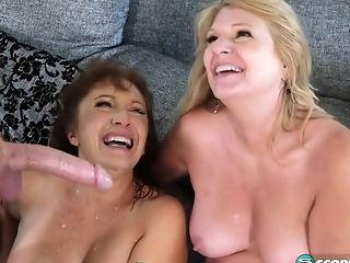 Granny Cocksluts Share Gigantic Lengthy Stiffy