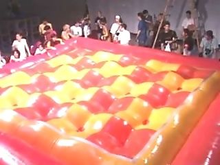 Japanese Tv Showcase - Raw Games With 64 Naked Dolls