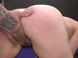 Sweetest Chick With Lengthy Hair Gets Sexual Pleasure In Harsh Romp