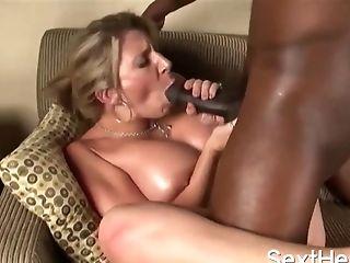 Sara Jay Hot Interracial Pornography Flick