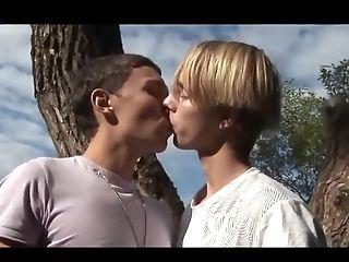 Youthfull Guys - No Condom At The Lake
