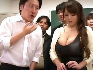 Big-bosomed Asian Matures Pornography Clip - Hitomi Tanaka