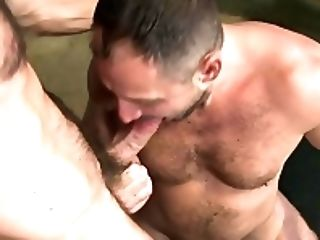 Menover30 Hairy And Draped Rectal In Locker Room