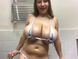 Nubile With Extraordinaire Monster Tits