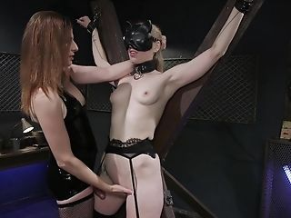 All Female Female Supremacy In Scenes Of Rough Fixation Porno