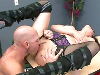 Office Fucking On The Floor And Table With Assistant Cytherea