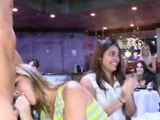 Bitchy Bride Arched Over And Fucked At Her Bachelorette Soiree