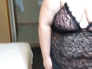 Attempting On Sexy  Underwear Leads To A Finger-tickling Orgasm * Sydney Silvia ❤️