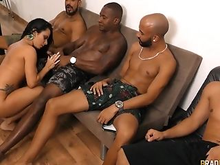 Analine Fornicating With Four Gifted - Rio