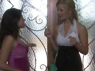 Classy Teenager Lezzy Duo Shyla Jennings And Adriana Sephora