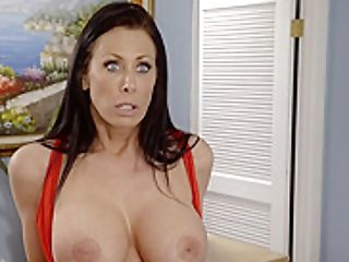 Reagan Foxx Is A Blue- Eyed Dark-haired, Who Likes To Cheat On Her Hubby Fairly Often